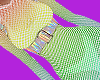 Rainbow Net Dress RLS