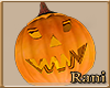 Animated Pumpkin Head F