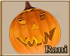 Animated Pumpkin Head F