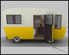 Canary Vintage Caravan