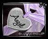 *B* Purple Angel Collar
