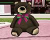 :*KBK| Lila Teddy Bear