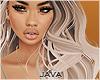 J- Rihanna bleached