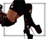 LKC Rockybilly Boot/sock
