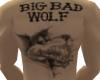 Big Bad Wolf Tattoos