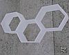 ϟ Hexagon Shelf