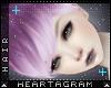 [H] Sibi Hair ~Purple