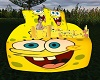 Kids Spongebob Bean Bag