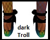 Kids Dark Trolls Shoes