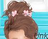 Unks Kids P Flower Hair
