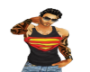 Super Man Tank Top