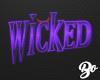 Toxic Wicked - Purple