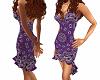 TF* Purple Bandana Dress