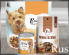 Rus: Bailey's dog food