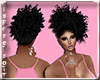 (RT)BLACK LIDIA2 HAIR