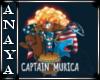 A+ Captain 'Murica
