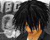 (90E)Black/Silver Zap