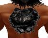 Night Wolf/Back Tat