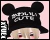 *Y* Cute Bear Hat (M)