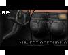 m|r Raw Denim - RP Blk