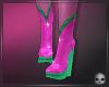 [T69Q] Flora Cosmix boot