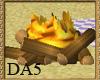 (A) Pool Fun Log Fire