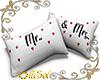 Mr & Mrs Pillows
