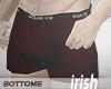 - Bottom -Stripe R Boxer