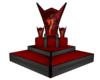 Flame Dragon throne
