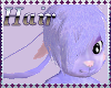 Purple Furry Hair1