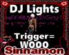 ~DJ Lights Pink/Purp~