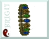 {TFB} Peacock Gems