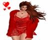 MM..VALENTINS RED COAT
