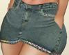 RL Jean skirt