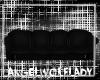 [A] Scruffy Couch~ Black