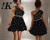 !K! Sparkle onyx dress