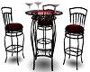 {pim} bar table & chairs