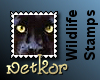 Wildlife Stamps: Panther