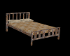 Distressed bed poseless