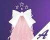 A | White Bow |