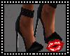Sleek Black Heels