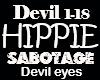 Hippie Sabotage Devil