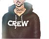 Crew Hoody $80.00