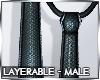 mm. Shimmer NYE Tie (M)