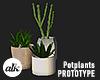 Nordic Deco Plants