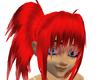 Red Demonika Hair