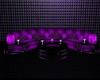 Shay Purple Sofa