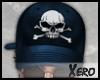✘. Skull Cap