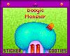 +C+ Boogie Monster