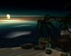 Nightly beach